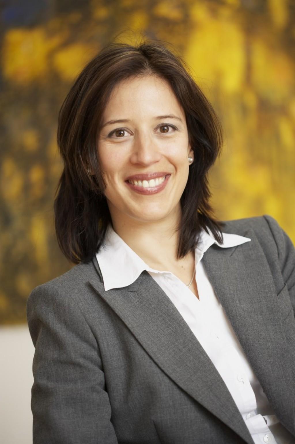 Portrait Mag. Mariella Schurz