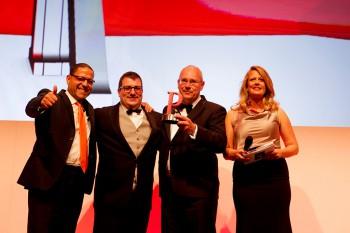 Auch ein internationaler PR Report Award ging 2012 an das Projekt