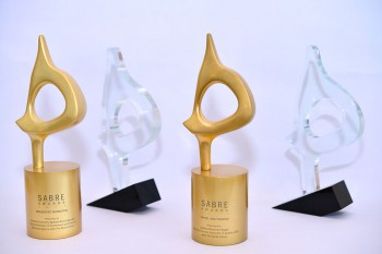 SABRE-Award in Gold